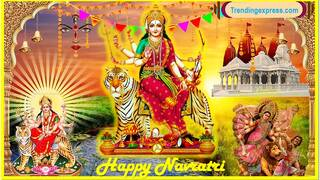 Navratri story: why is navratri celebrated in India and world