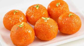How to make Motichur Laddus